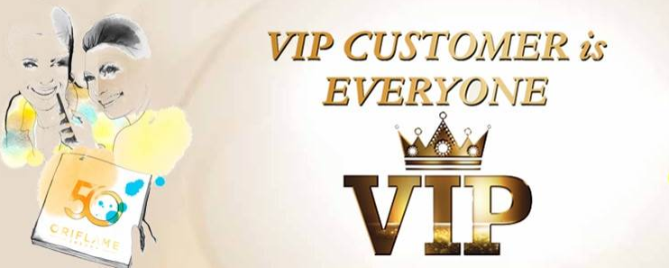 VIP Order Oriflame Details   Oriflame VIP Order