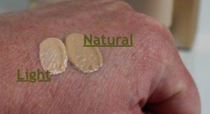 The Oriflame Giordani Gold CC Cream Review Natural vs Light