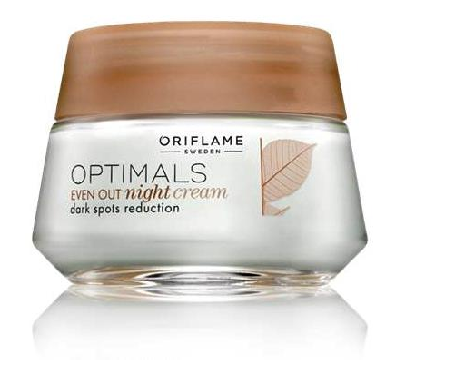 Oriflame Optimals Even Out Day Cream