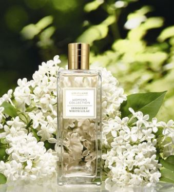 Oriflame Innocent White Lilac Perfume