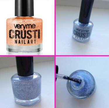 Oriflame Very Me Crusti Nail Art