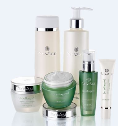 Oriflame Novage Ecollagen Review main