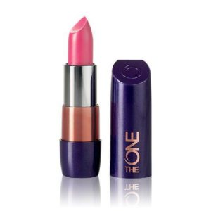 Casual Look with Oriflame The One Uptown Rose Lipstick 1