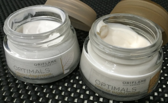 Oriflame Even Out Night Cream packaging