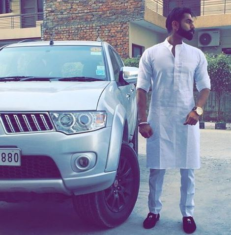 kurta pajama designs for men parmish verma in white kurta pajama