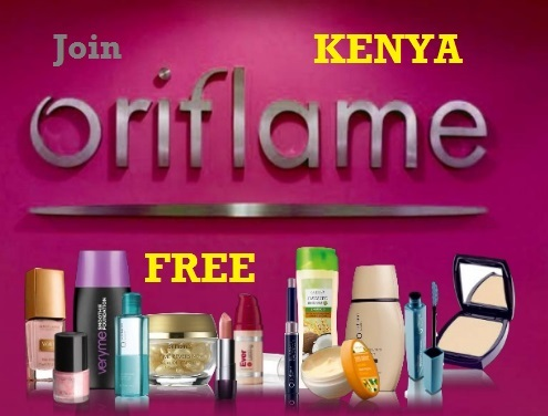 Join Oriflame in Kenya | Free Online Joining
